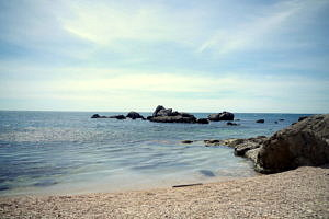 Посещение пляжа